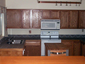 Remodel & Repair Kitchen